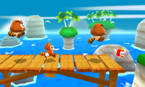 Super Mario 3D Land Review - Screenshot 3 of 5