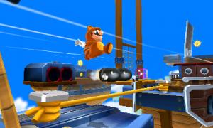 Super Mario 3D Land Review - Screenshot 2 of 5