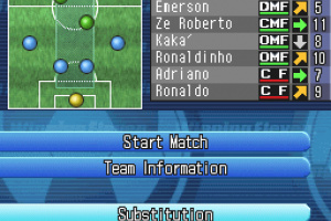 Pro Evolution Soccer 6 Screenshot