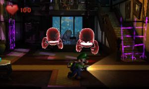 Luigi's Mansion: Dark Moon Review - Screenshot 4 of 7