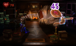 Luigi's Mansion: Dark Moon Review - Screenshot 2 of 7