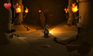 Luigi's Mansion: Dark Moon Review - Screenshot 2 of 7