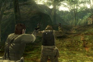 Metal Gear Solid: Snake Eater 3D Screenshot