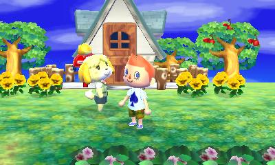 Animal Crossing: New Leaf Screenshot
