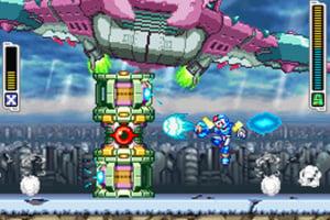 Mega Man ZX Screenshot