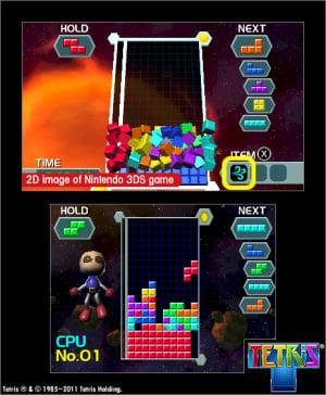 Tetris Axis Review - Screenshot 3 of 5