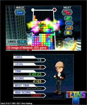 Tetris Axis Review - Screenshot 1 of 5