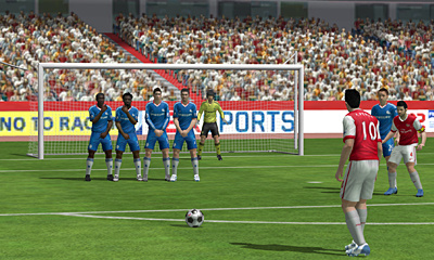 FIFA 12 Screenshot
