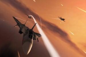 Ace Combat: Assault Horizon Legacy Screenshot