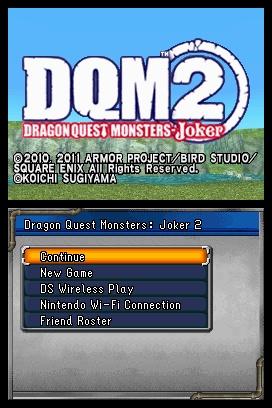 Dragon Quest Monsters: Joker 2 Screenshot