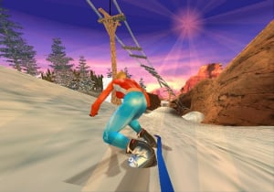 SSX Tricky Review - Screenshot 2 of 7