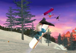 SSX Tricky Review - Screenshot 5 of 6