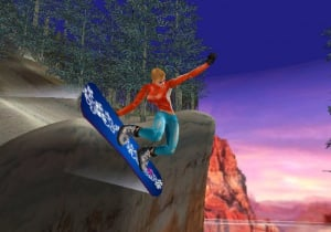 SSX Tricky Review - Screenshot 2 of 6