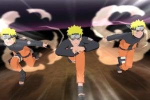 Naruto Shippuden 3D: The New Era Screenshot