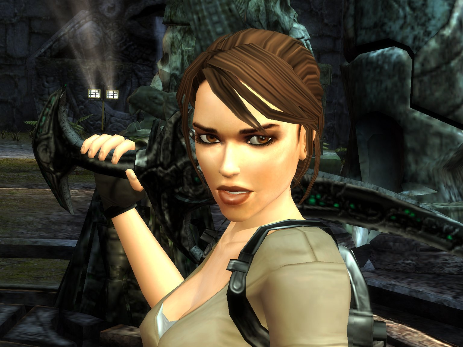 Lara Croft Tomb Raider: Legend (GCN / GameCube) News ...