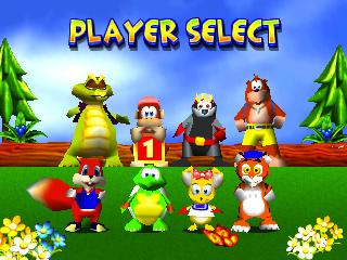 Diddy Kong Racing (N64 / Nintendo 64) News, Reviews ...