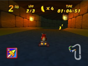 Diddy Kong Racing Review - Screenshot 2 of 5