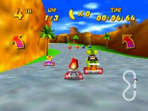 Diddy Kong Racing Review - Screenshot 5 of 5