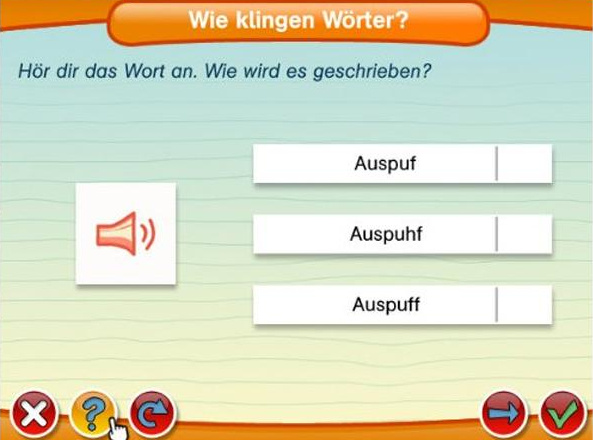 Successfully Learning German: Year 2 Screenshot