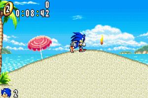 Sonic Advance Review (GBA)   Nintendo Life