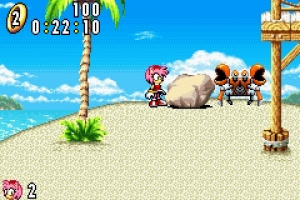 Sonic Advance Review - Screenshot 1 of 5
