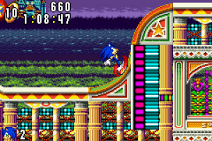 Sonic Advance Review - Screenshot 2 of 5