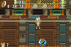 Sonic Advance Review - Screenshot 5 of 5