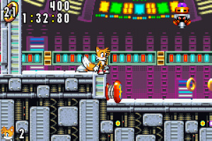 Sonic Advance Review - Screenshot 3 of 5