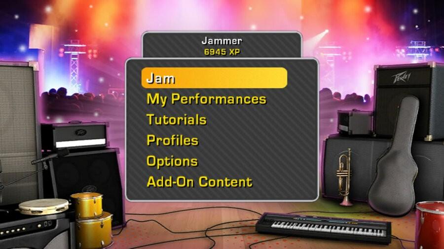 Just JAM Screenshot