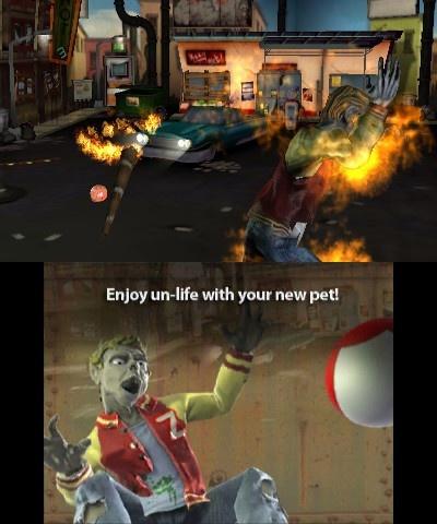 Pet Zombies Screenshot