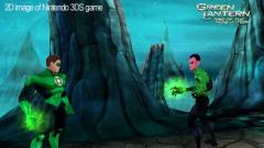 Green Lantern: Rise of the Manhunters Screenshot