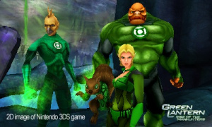 Green Lantern: Rise of the Manhunters Review - Screenshot 3 of 5
