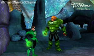 Green Lantern: Rise of the Manhunters Review - Screenshot 1 of 5