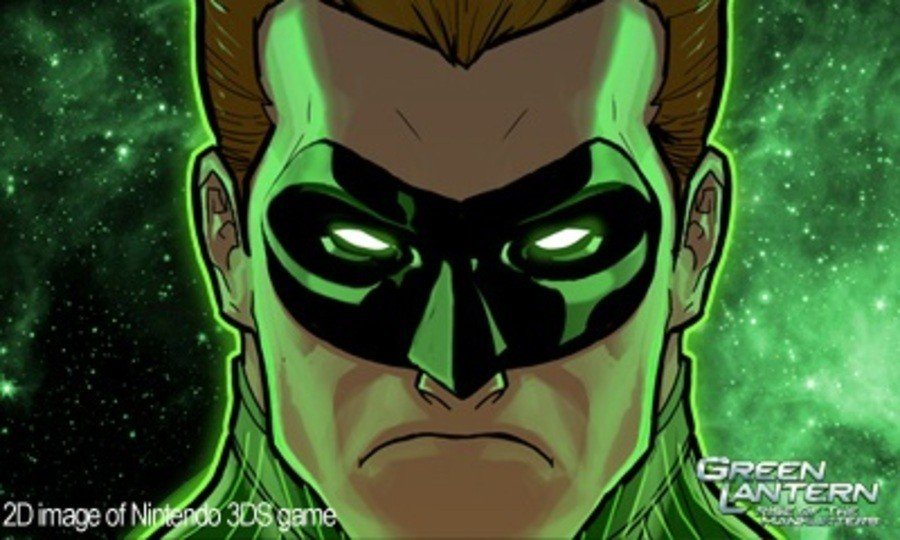 Green Lantern: Rise of the Manhunters Screenshot
