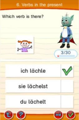 Successfully Learning German: Year 3 Screenshot