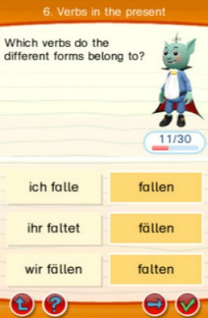 Successfully Learning German: Year 3 Review - Screenshot 2 of 3