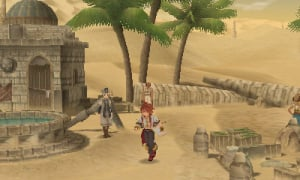 Tales of the Abyss Review - Screenshot 1 of 7