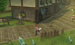 Tales of the Abyss Review - Screenshot 7 of 7