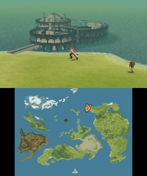 Tales of the Abyss Review - Screenshot 2 of 6