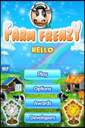 Farm Frenzy Review - Screenshot 1 of 4