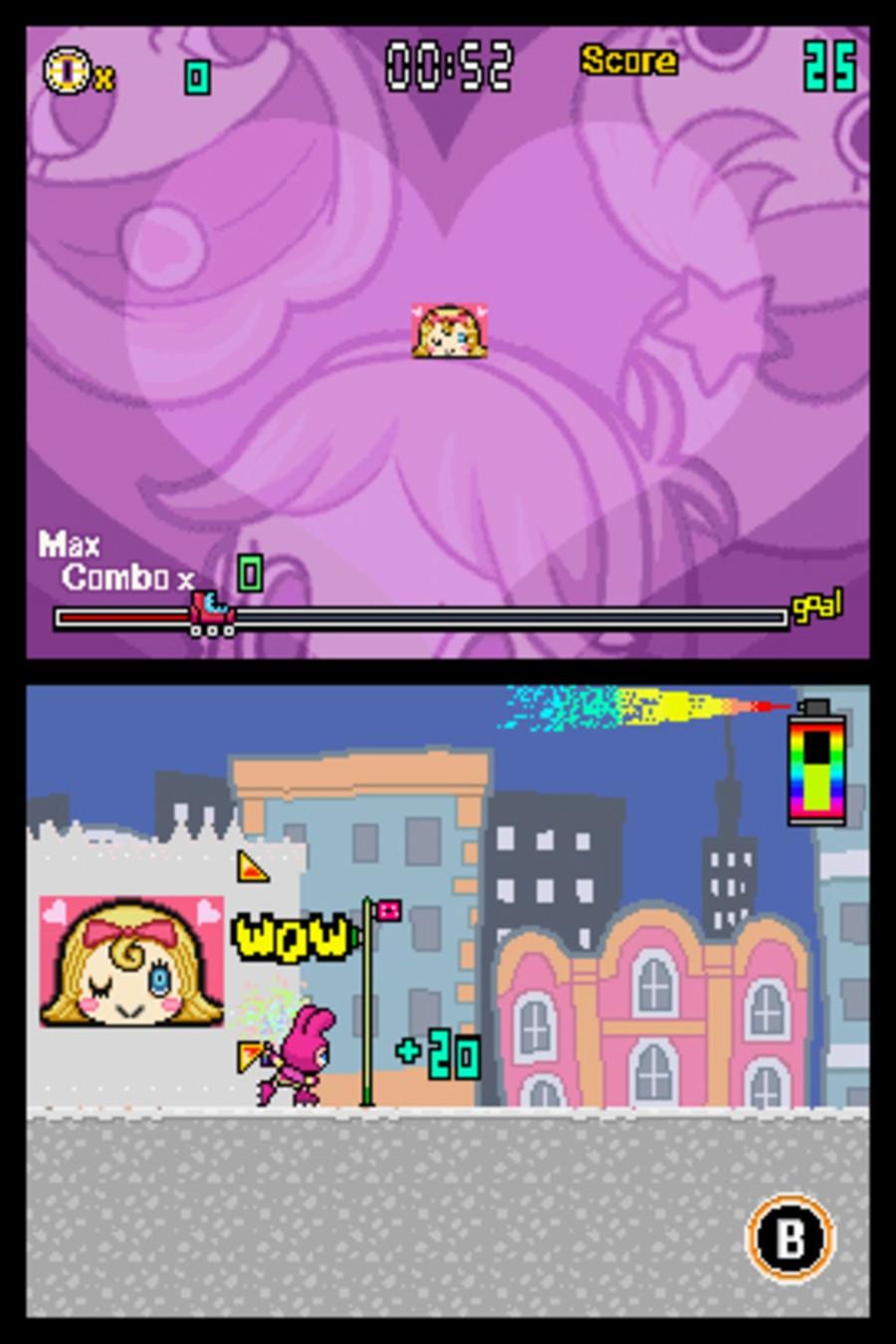 Roller Angels Screenshot