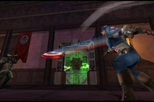 Captain America: Super Soldier Screenshot