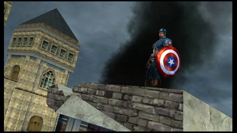 Captain America: Super Soldier Review - Screenshot 2 of 4