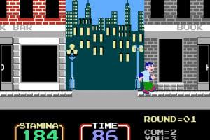 Urban Champion Screenshot