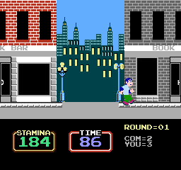 Urban Champion Screenshot