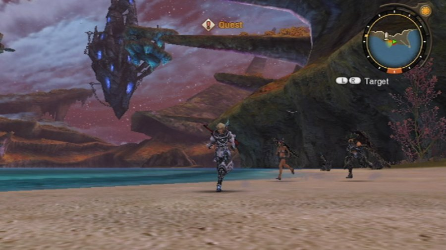 Xenoblade Chronicles Review - Screenshot 1 of 5