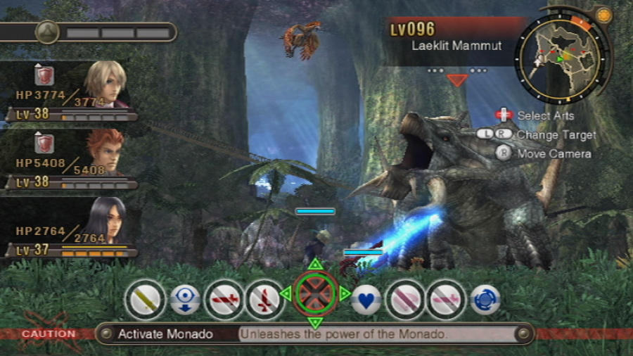 Xenoblade Chronicles Review - Screenshot 4 of 5