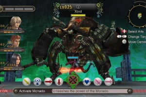 Xenoblade Chronicles Screenshot