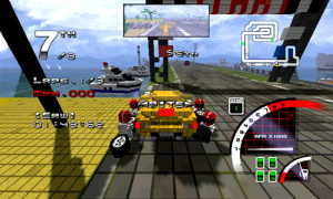 3D Pixel Racing Review - Screenshot 3 of 3