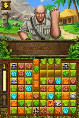 Jewel Keepers: Easter Island Review - Screenshot 2 of 3